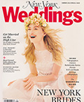 NewYork Magazine Weddings